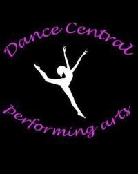 Dance Central Performing Arts Logo